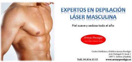 Oferta depilación láser diodo