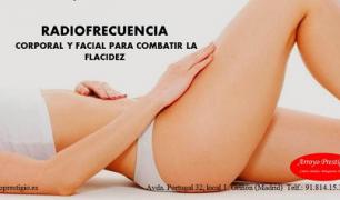 Tratamiento reafirmante cara y cuerpo. Reduce la flacidez.