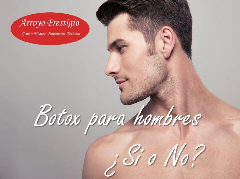 Botox para hombres