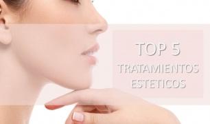 Top 5 tendencias estetica