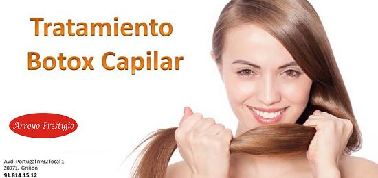 tratamiento botox capilar