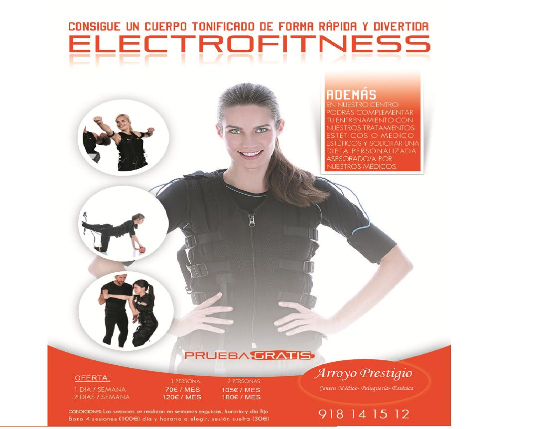 eléctrofitness