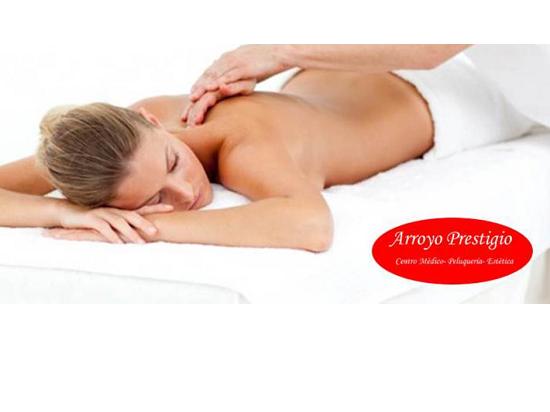 fisioterapia masajes Griñón