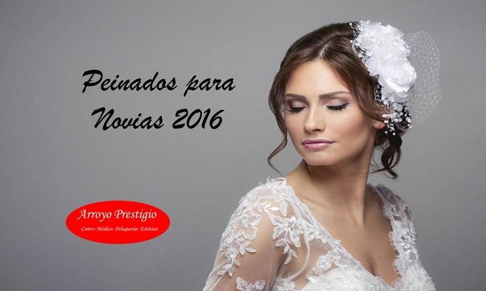 Ideas para tu peinado de novia