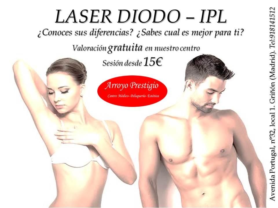Laser diodo - IPL