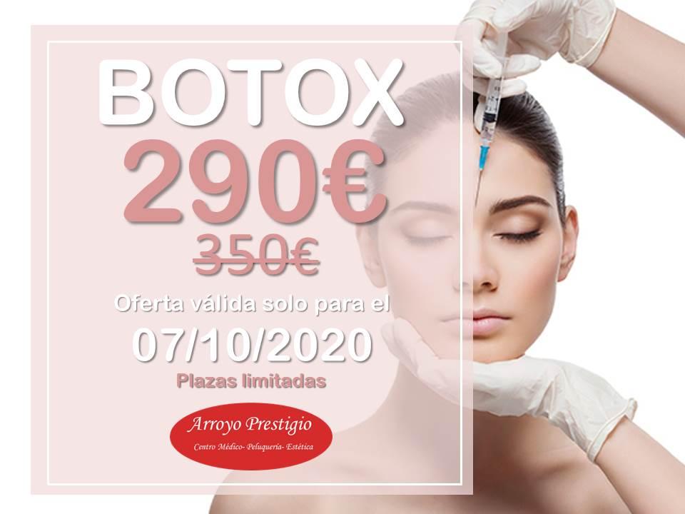 oferta botox madrid